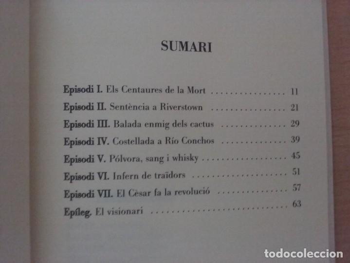 Libros de segunda mano: CARTUTXOS A LA FRONTERA - VICENT FERRER I MAYANS - Foto 2 - 145262834