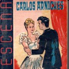 Libros de segunda mano: CARLOS ARNICHES : LA DIOSA RIE (LA ESCENA, 1942). Lote 145836958