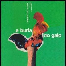 Libros de segunda mano: B1734 - A BURLA DO GALO. ROBERTO VIDAL BOLAÑO. JOAN CEJUDO. TEATRO. 1ª EDICION. XUNTA GALICIA 2000.. Lote 145861258