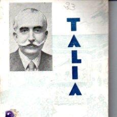 Libros de segunda mano: MUÑOZ SECA : LA TONTA DEL RIZO (TALÍA, 1940). Lote 145870794