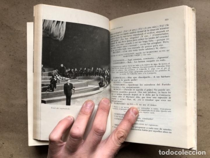 Libros de segunda mano: TEATRO DE LA REVOLUCIÓN (CUATRO OBRAS DE AUTORES SOVIÉTICOS). EDITORIAL PROGRESO 1979, MOSCÚ. - Foto 8 - 146223974