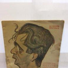 Libros de segunda mano: BJS.TOMAS LUCEÑO.EL MAYOR MONSTRUO,LOS CELOS.EDT, LA NOVELA TEATRAL... Lote 146347086