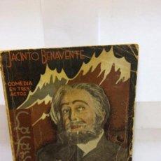 Libros de segunda mano: BJS.JACINTO BENAVENTE.CUANDO LOS HIJOS DE EVA NO SON LOS HIJOS DE ADAN... Lote 146358290