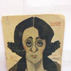 Libros de segunda mano: BJS.FRANCISCO VILLAESPESA.JUDITH.EDT, NOVELA TEATRAL... Lote 146385030