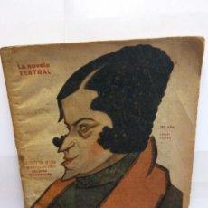 Libros de segunda mano: BJS.JACINTO BENAVENTE.MAS FUERTE QUE EL AMOR.EDT, NOVELA TEATRAL... Lote 146385886