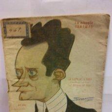 Libros de segunda mano: STQ.JOSE FERNANDEZ DEL VILLAR.LA CASETA DE LA FERIA.EDT, NOVELA TEATRAL. . . Lote 146476830