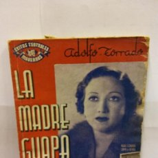 Libros de segunda mano: STQ.ADOLFO TORRADO.LA MADRE GUAPA.EDT, BISTAGNE. . . Lote 146480866