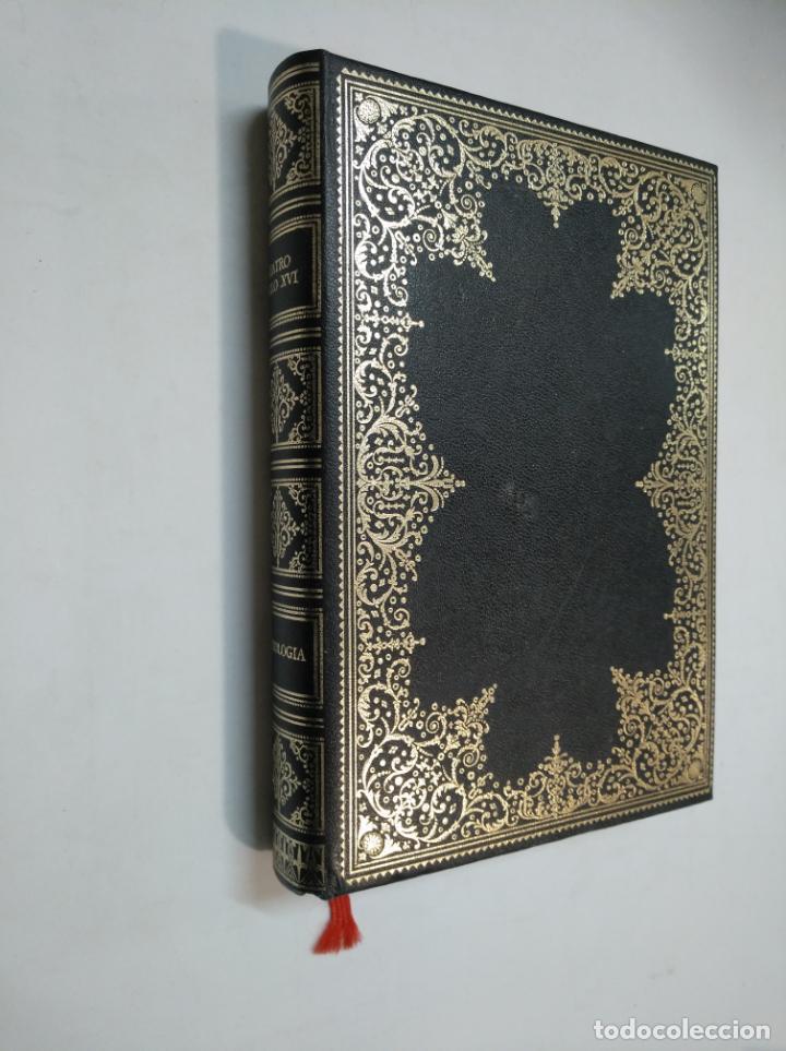 Libros de segunda mano: ANTOLOGÍA DE TEATRO DEL SIGLO XVI. EDICIONES FERNI. TDK359 - Foto 2 - 147517606