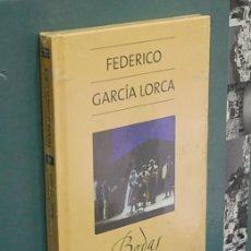 Libros de segunda mano: LMV - BODAS DE SANGRE. FEDERICO GARCÍA LORCA. Lote 147559302