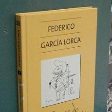Libros de segunda mano: LMV - LA CASA DE BERNARDA ALBA. FEDERICO GARCÍA LORCA. Lote 147559638