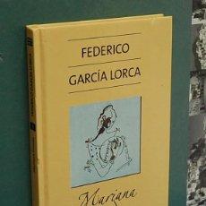 Libros de segunda mano: LMV - MARIANA PINEDA. FEDERICO GARCÍA LORCA. Lote 147560322