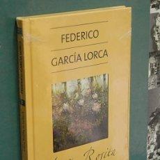 Libros de segunda mano: LMV - DOÑA ROSITA LA SOLTERA. FEDERICO GARCÍA LORCA. Lote 147560458