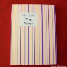 Libros de segunda mano: YERMA / FEDERICO GARCÍA LORCA. Lote 147610214