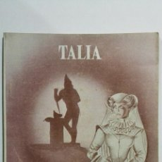 Libros de segunda mano: MARIA ESTUARDO, COLECCION TALIA, Nº XLI, AÑO 1943. Lote 148116106