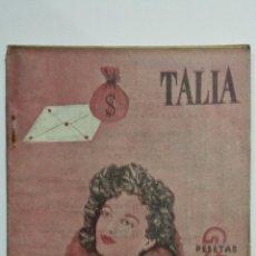 Libros de segunda mano: CORREO DE AMERICA, COLECCION TALIA, Nº LXVI, AÑO 1945. Lote 148117334