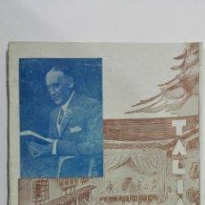 Libros de segunda mano: MI PAPA, COLECCION TALIA, Nº XXI, AÑO 1941. Lote 148118046