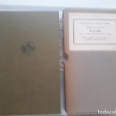 Libros de segunda mano: TEATRO DE UNAMUNO, ED. JUVENTUD, 1964. CAJA EDITORIAL, MUY BUEN ESTADO. . Lote 148193126