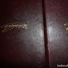 Libros de segunda mano: OBRAS ESCOGIDAS, TEATRO, LOPE DE VEGA, 2 TOMOS, TOMOS I Y III, ED. AGUILAR, 1958-62. Lote 148624674