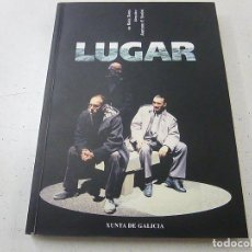 Libros de segunda mano: LUGAR-RAUL DANS-COLECCION CENTRO DRAMATICO GALEGO-Nº18-N 1. Lote 148828854