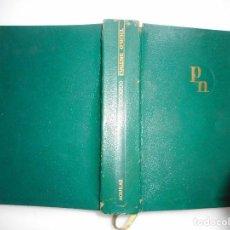 Libros de segunda mano: EUGENE O´NEILL TEATRO ESCOGIDO Y92184. Lote 148917182