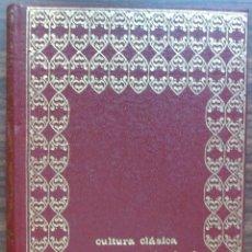 Libros de segunda mano: LEANDRO FERNANDEZ DE MORATIN. LA COMEDIA NUEVA O EL CAFE. EL SI DE LAS NIÑAS. EL MEDICO A PALOS. Lote 148970374
