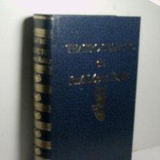 Libros de segunda mano: TEATRO SELECTO. LÓPEZ RUBIO JOSÉ. 1969. Lote 218495297