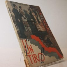 Libros de segunda mano: UN TIRO,COMEDIA HUMORÍSTICA,GUTIÉRREZ NAVAS,EDITORIAL LA FARSA,1935.. Lote 149750750