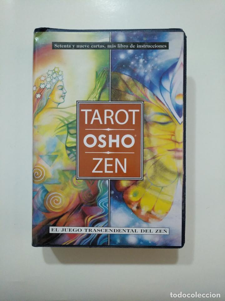 TAROT OSHO ZEN. GAIA EDICIONES, 2005. TDKLT (Libros de Segunda Mano (posteriores a 1936) - Literatura - Teatro)