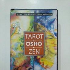 Libros de segunda mano: TAROT OSHO ZEN. GAIA EDICIONES, 2005. TDKLT. Lote 150807102