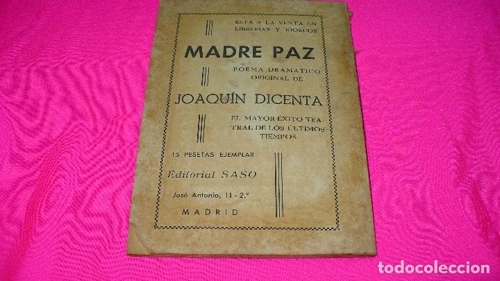 Libros de segunda mano: biblioteca teatral, tu y yo somos tres, enrique jardiel poncela, 1946. - Foto 2 - 152949614