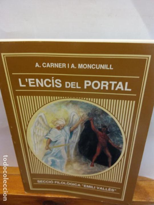 BJS.A. CARNER.L´ENCIS DEL PORTAL.EDT, BARCELONA.. (Libros de Segunda Mano (posteriores a 1936) - Literatura - Teatro)