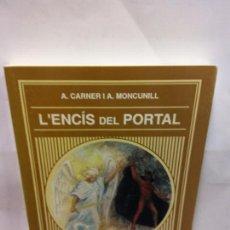 Libros de segunda mano: BJS.A. CARNIER.L´ENCIS DEL PORTAL.EDT, BARCELONA... Lote 153169574