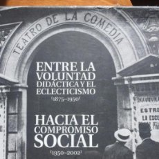 Libros de segunda mano: EL TEATRO DE LA COMEDIA. Lote 153347650