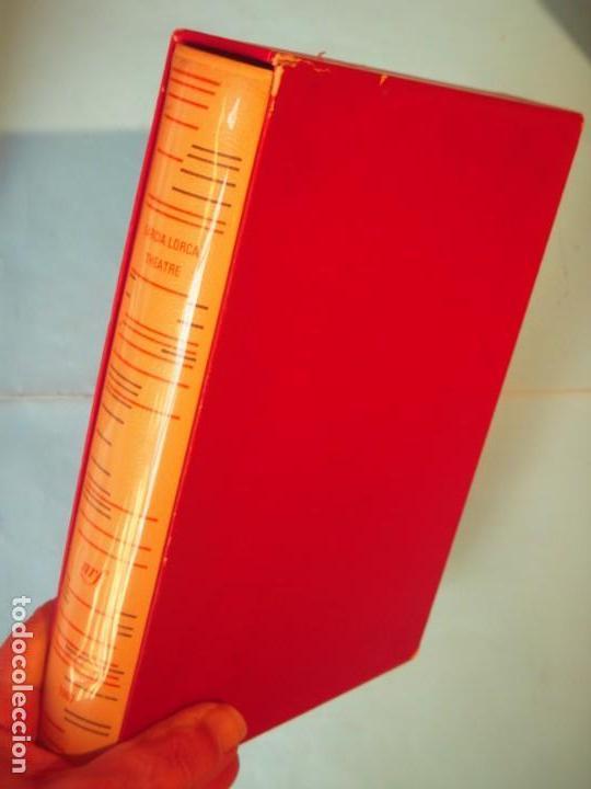 THEATRE - FEDERICO GARCIA LORCA - GALLIMARD, 1967 (EN FRANCES, TAPA DURA CON ESTUCHE, NUMERADO) (Libros de Segunda Mano (posteriores a 1936) - Literatura - Teatro)