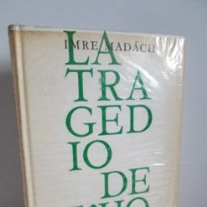 Libros de segunda mano: LA TRAGEDIO DE L´HOMO. DRAMA POEMO. IMRE MADACH. EDITORIAL CORVINA 1965. Lote 153961438
