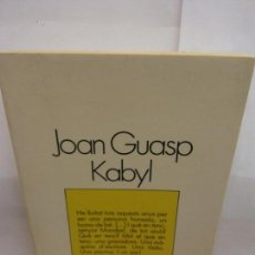 Libros de segunda mano: STQ.JOAN GUASP.KABYL.EDT, 62.BRUMART TU LIBRERIA. Lote 154957418