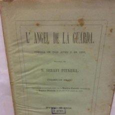 Libros de segunda mano: STQ.SERAFI PITARRA.L´ANGEL DE LA GUARDA.EDT, BARCELONA.BRUMART TU LIBRERIA. Lote 155082386