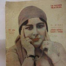 Libros de segunda mano: STQ.GUTIERREZ Y TREVIJANO.EL AUDAZ.EDT, MADRID.BRUMART TU LIBRERIADUARD . Lote 155113150