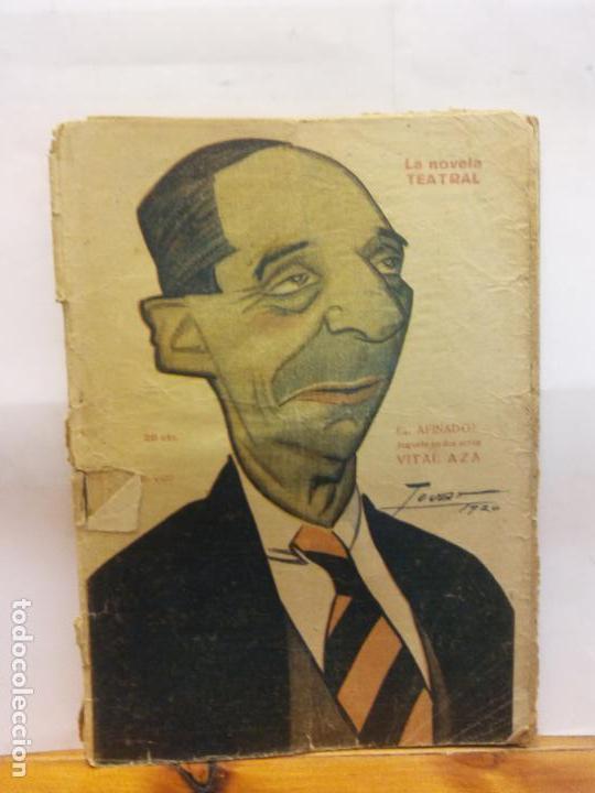 STQ.EL AFINADOR.VITAL AZA.EDT, MADRID.BRUMART TU LIBRERIADUARD (Libros de Segunda Mano (posteriores a 1936) - Literatura - Teatro)