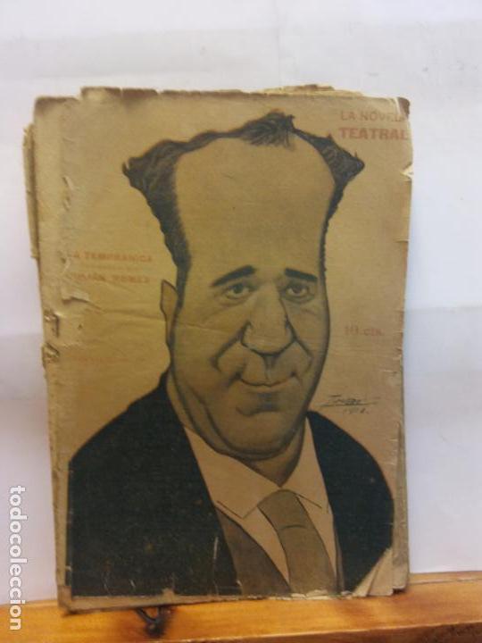 STQ.JULIAN ROMEA.LA TEMPRANICA.EDT, MADRID.BRUMART TU LIBRERIADUARD (Libros de Segunda Mano (posteriores a 1936) - Literatura - Teatro)