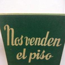 Libros de segunda mano: STQ.ALFONSO PASO.NOS VENDEN EL PISO.EDT, ALFIL... Lote 155213090