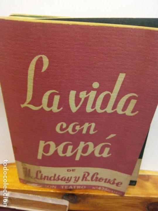 STQ.LINDSAY Y CROUSE.LA VIDA CON PAPA.EDT, ALFIL.. (Libros de Segunda Mano (posteriores a 1936) - Literatura - Teatro)