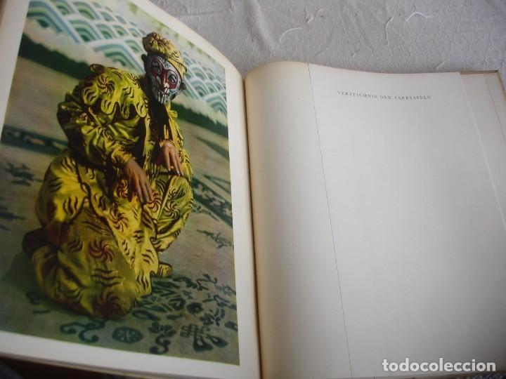 Libros de segunda mano: (ARTE). KALVODOVA-SISVANIS: SCHÜLER DES BIRNGARTENS - Foto 10 - 155803366