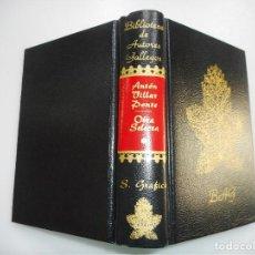 Libros de segunda mano: ANTÓN VILLAR PONTE OBRA SELECTA I Y93163. Lote 156828658