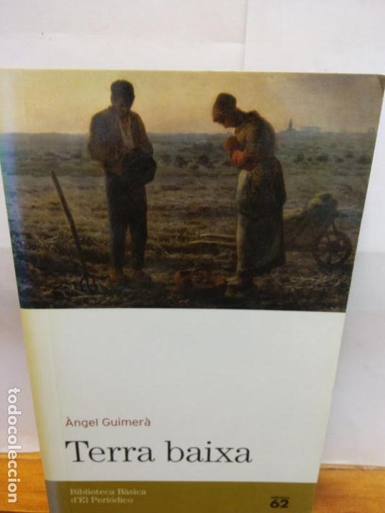 STQ.ANGEL GUIMERA.TERRA BAIXA.EDT, 62.BRUMART TU LIBRERIA (Libros de Segunda Mano (posteriores a 1936) - Literatura - Teatro)