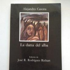 Libros de segunda mano: LA DAMA DEL ALBA/ALEJANDRO CASONA. Lote 157027724