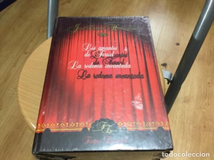 3 LIBROS EDICCIONES RUEDA TEATRO ESPAÑOL . CON PRECINTO (Libros de Segunda Mano (posteriores a 1936) - Literatura - Teatro)
