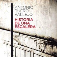 Libros de segunda mano: HISTORIA DE UNA ESCALERA. - BUERO VALLEJO, ANTONIO.. Lote 162530402