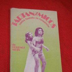 Libros de segunda mano: TARTAN DELS MICOS CONTRA L'ESTRETA DE L'ENSANCHE, DE TERENCI MOIX - ED.62 1974 1A.EDICION. Lote 165052502