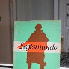 Libros de segunda mano: SEGISMUNDO: REVISTA HISPÁNICA DE TEATRO, NÚMERO 1. MADRID 1965. EN BUEN ESTADO. Lote 166960228